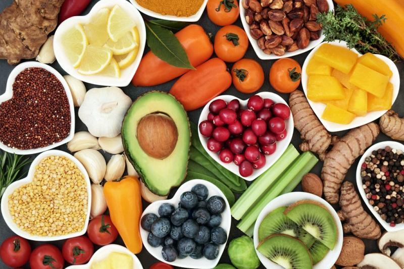 Ótimos Alimentos Para Obter Vitaminas A à K