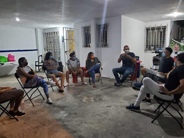 Corrupción municipal daña a las personas y privatiza servicios y espacios públicos: Víctor Cervera Hernández