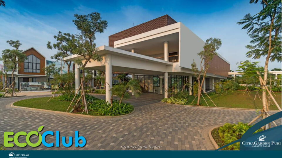 Eco Club CitraGarden Puri