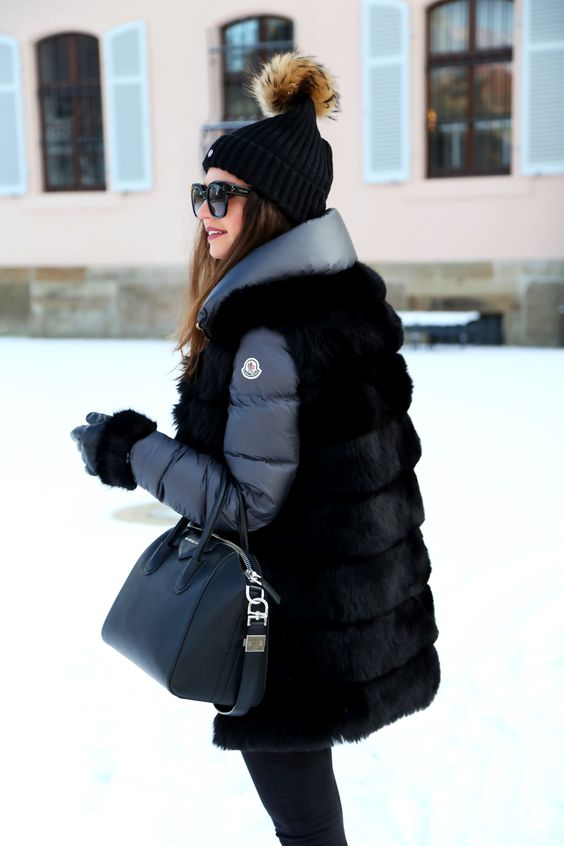 WINTER OUTFIT: COZY AND WARM