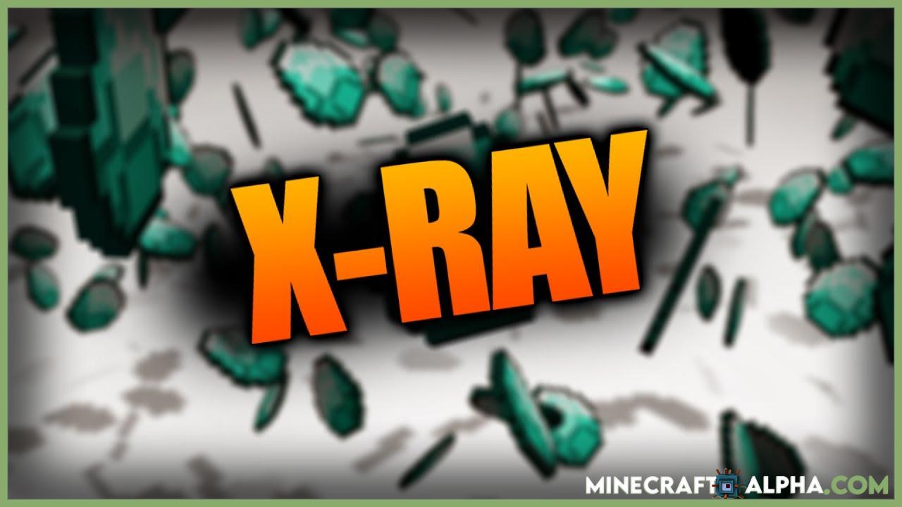 Minecraft XRAY Mod