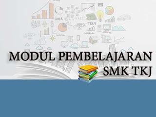 Modul Belajar Komputer SMK jurusan TKJ Tahun 2017-2018