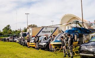 Un total de 80 personas fueron detenidas y más de 1.500 kilos de marihuana incautadas durante las dos primeras semanas de la operación Esfuerzo Integrado, desarrollada en la región de Foz de Yguazú y otros 138 municipios de frontera dentro del Estado de Paraná, Brasil.