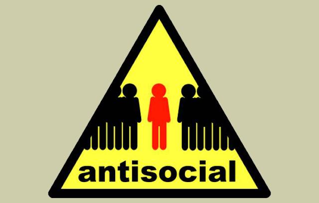 Pengertian, Ciri dan Bentuk Sikap Anti Sosial
