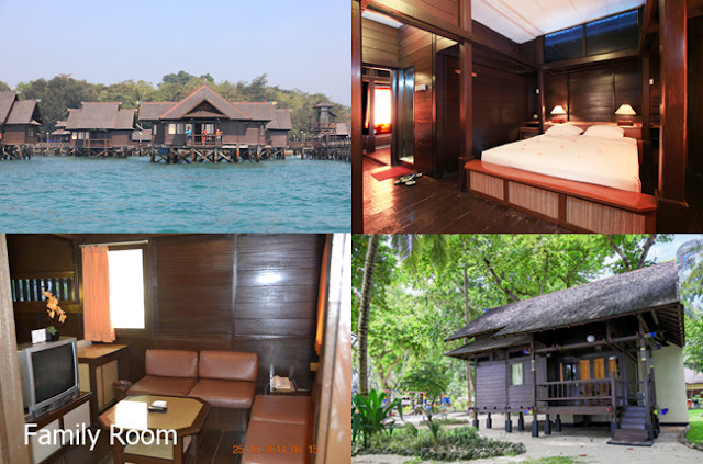 Family Room Pulau Ayer