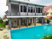 Villa Fasilitas Kolam Renang Private - 5 Bed Room