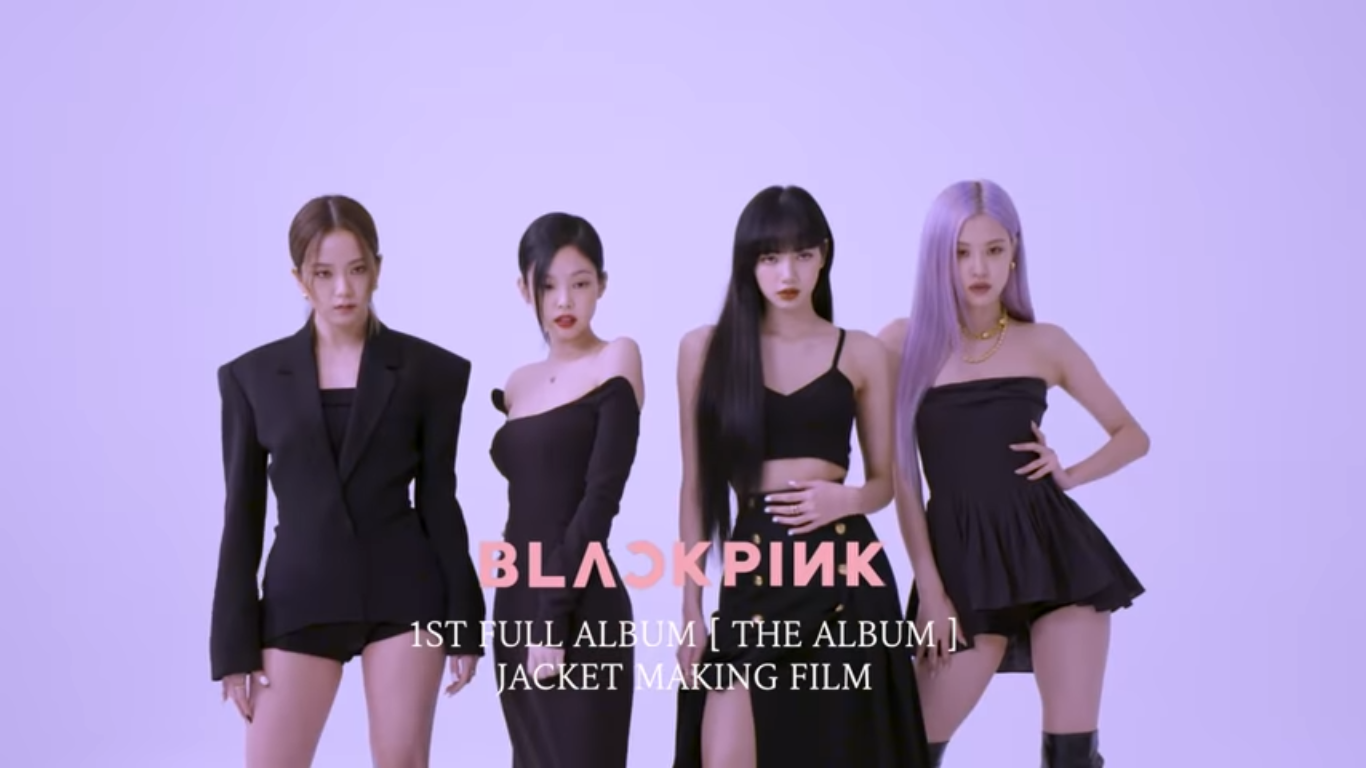 BLACKPINK Releases Behind-The-Scenes Video While Shooting For 'The Album'