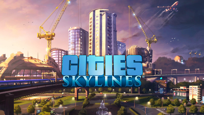 Descarga gratis Cities: Skylines en Epic Games Store