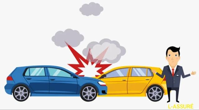 Qui détermine le responsable d'un accident