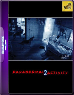 Actividad Paranormal 2 (2010) Brrip 1080p (60 FPS) Latino [GoogleDrive] Mr.60FPS