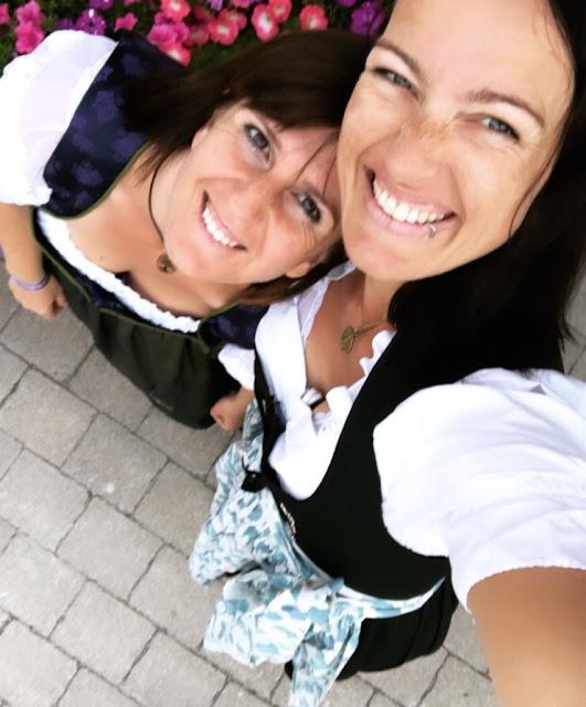 Womens summer festival, tiroler zugspitzarena, sportingwomen, bergliebe, tirol
