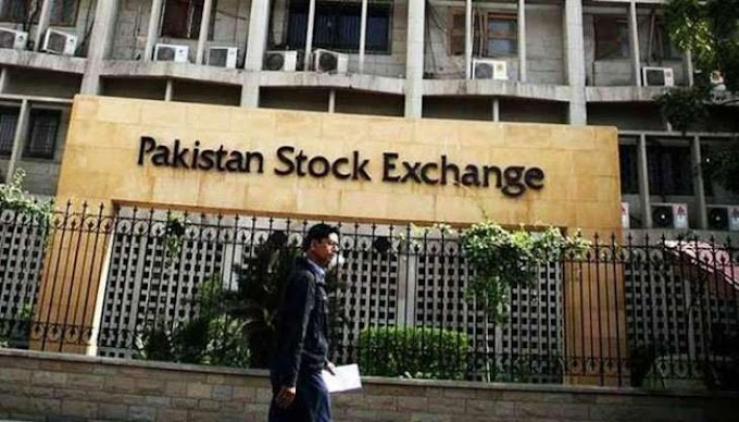Pakistan Stock Exchange bleeds with heavy losses