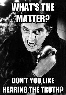 Dark Shadows Quotes Meme a thon: Oversensitive?