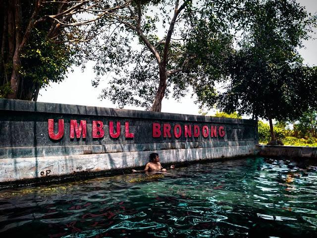 Umbul Brondong Wisata Air Alami Di Klaten Yang Rekomended Untuk Dikunjungi