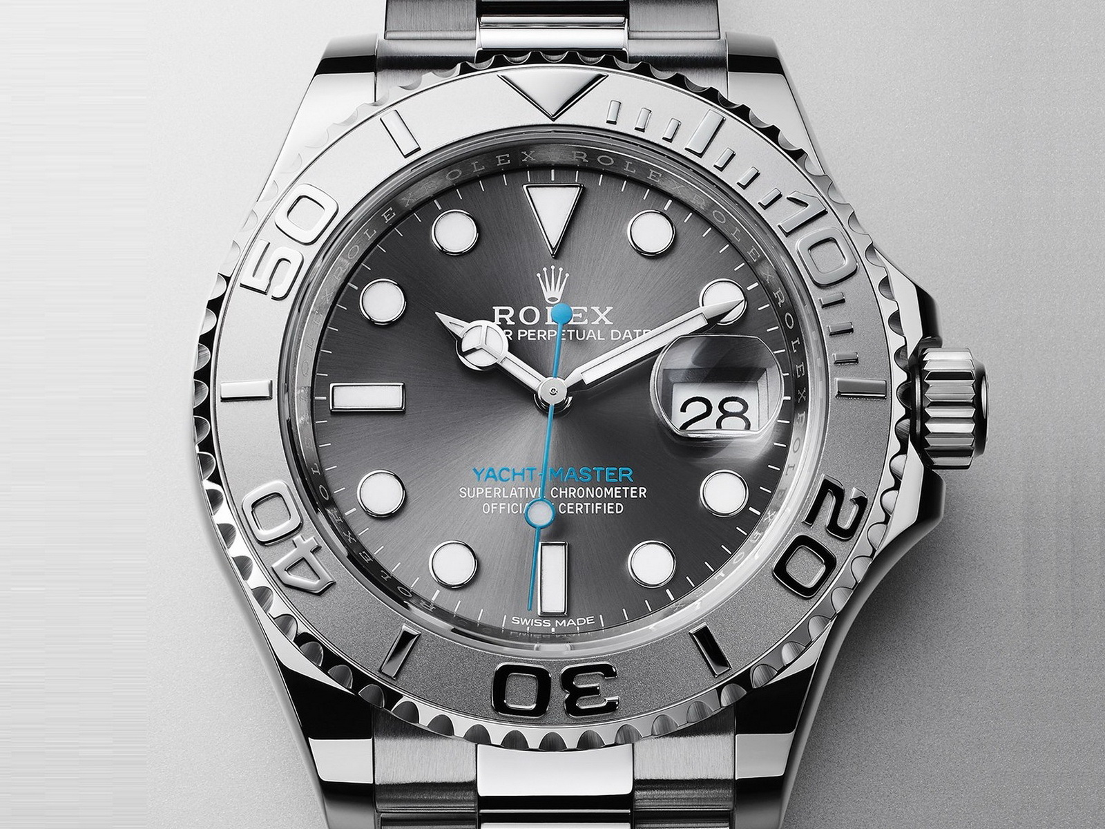 rolex oyster perpetual yacht master