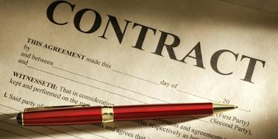 Kontrak Drafting