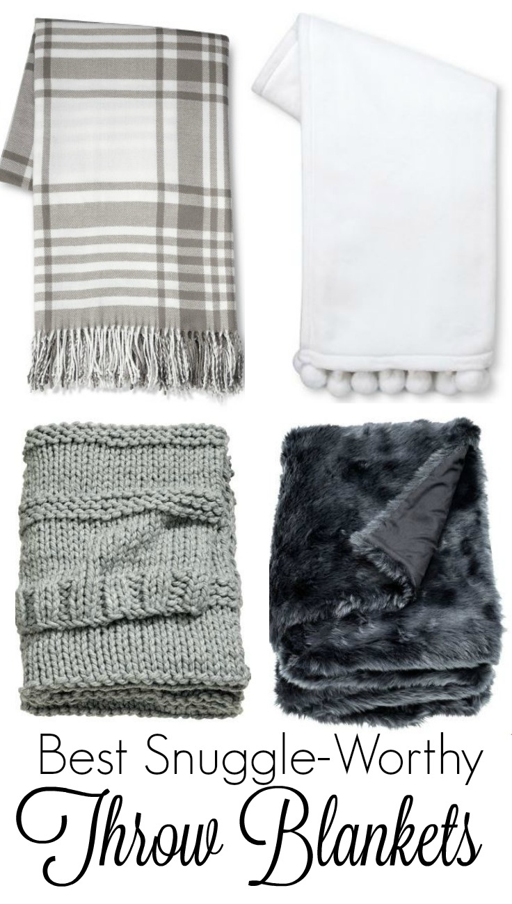 best throw blankets for winter