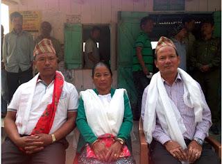 Farewell labdah cinchona divisional labour