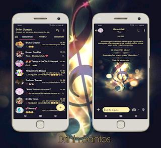 Musical Theme For YOWhatsApp & Fouad WhatsApp By Driih Santos