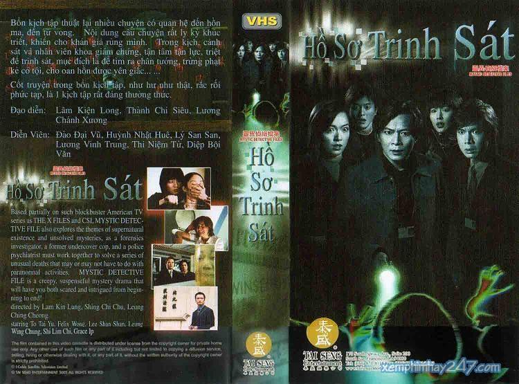 http://xemphimhay247.com - Xem phim hay 247 - Vụ Án Hình Sự - Hồ Sơ Trinh Sát 5 (2003) - Detective Investigation Files 5 (2003)