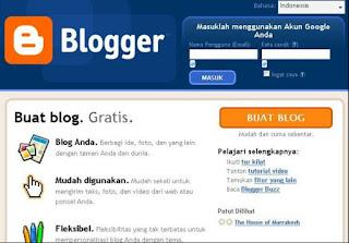 Belajar  bisnis  online  buat blog gratis