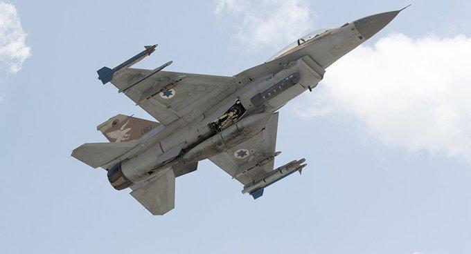 Israel bombardeia Gaza em represália a disparo de míssil