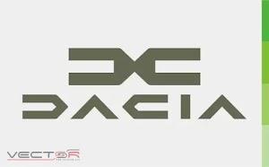Automobile Dacia S.A. Logo (.CDR)
