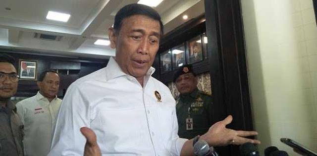 Wiranto: Jangan Sebar Hoax Kalau Tidak Ingin Media Sosial Dibatasi