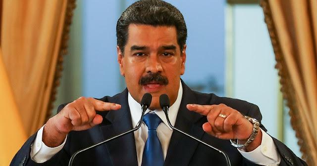 Venezuelan President Nicolas Maduro © EPA-EFE/Cristian Hernandez