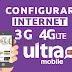 Configurar APN Ultra Mobile Estados Unidos Internet 3G y 4G LTE 2019【GUÍA PASO A PASO】