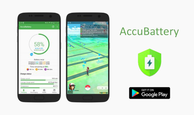 Aplikasi Cek Perangkat Android Berfungsi Baik atau Tidak - AccuBattery