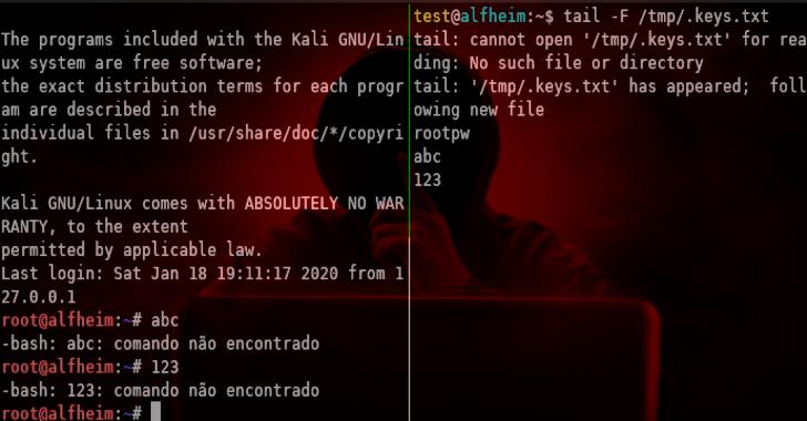 TAS : A Tiny Framework For Easily Manipulate The TTY & Create Fake Binaries