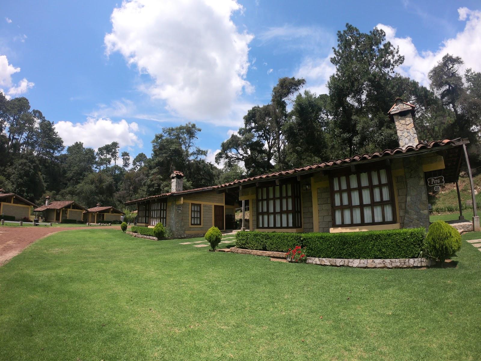Cabañas con jacuzzi en Zacatlán