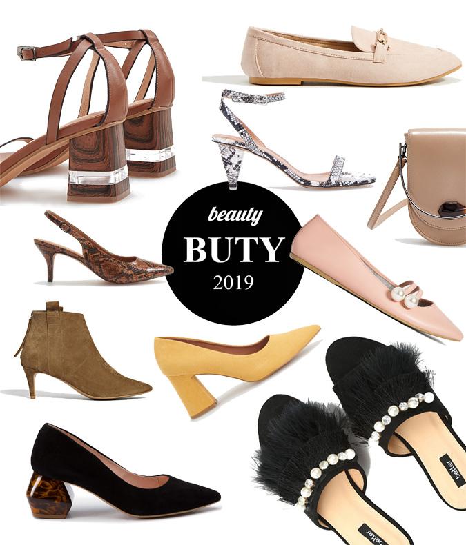 Modne i oryginalne buty damskie na jesień, zimę i wiosnę