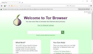 Usando Tor para acceder a la Deep Web