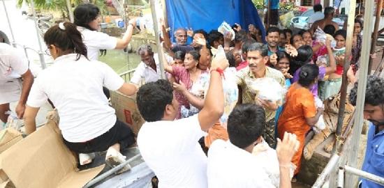 jaipur, rajasthan, kerala flood relief, kerala flood, narayan seva sansthan, jaipur news, rajasthan news
