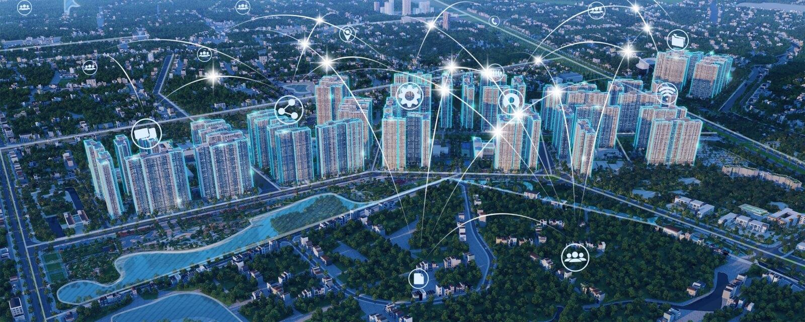 Thành phố thông minh đẳng cấp đầu tiên của Việt Nam