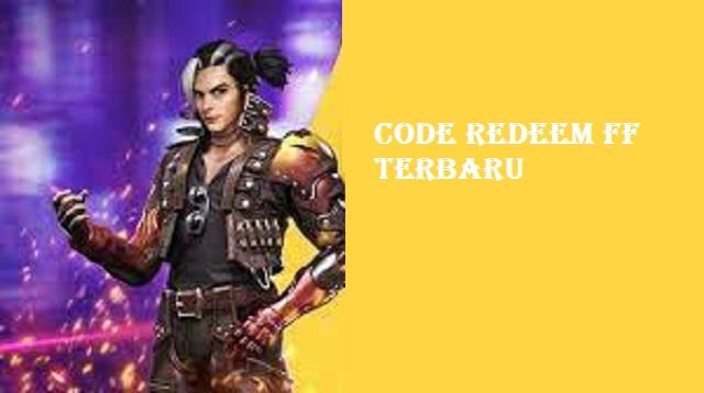 Code Redeem FF Terbaru