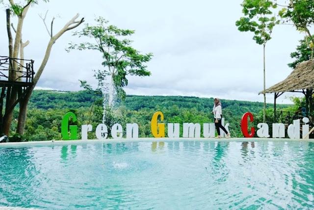 Green Gumuk Candi