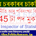 Directorate of Economics & Statistics, Assam Recruitment 2021: Apply Online for 45 Inspector of Statistics Vacancy