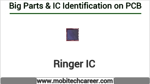 How to identify Ringer ic on pcb of a mobile phone | All IC identification on PCB circuit diagram | Mobile Phone Repairing Course | iphone Repair | cell phone repair Hindi me