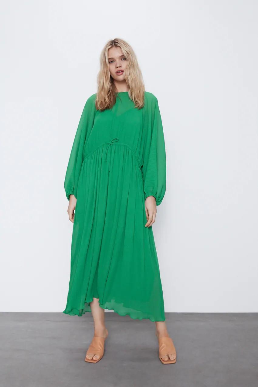 Os melhores vestidos da Zara coleção 2020