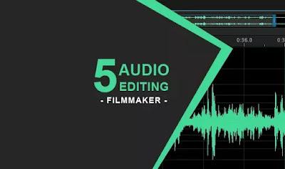 Kumpulan Sofware Audio Editing Untuk Pembuat Film
