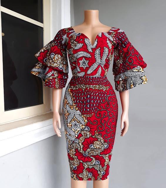 You Should Love this 2019 Ankara Styles