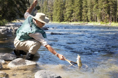 Michigan DNR Highlights Trout Fishing Opportunities at State Forest Campgrounds, State Parks