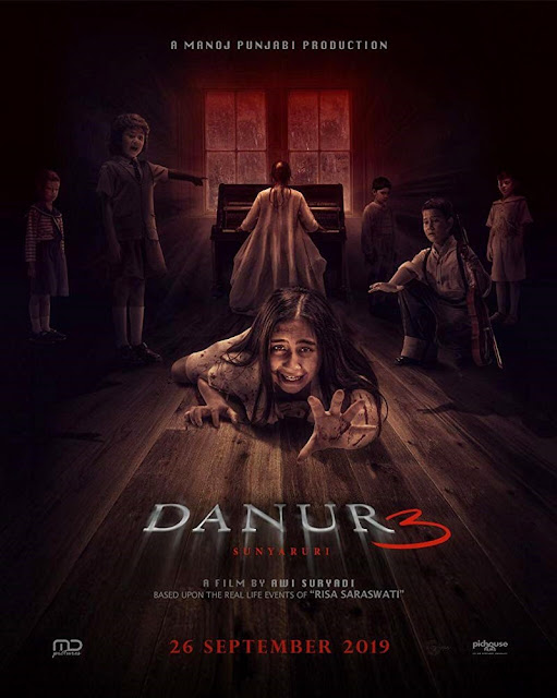 Sinopsis Film Horror Indonesia Danur 3: Sunyaruri (2019)