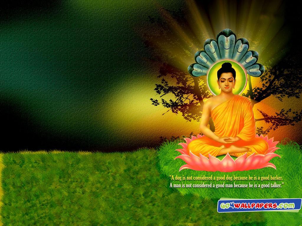 Wallpaper: Wallpaper God Buddha