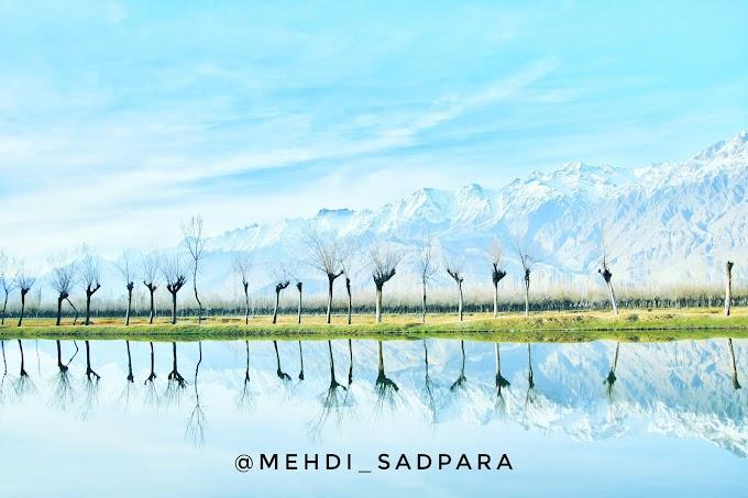 Katpana Lake Skardu,Cold Desert |Beauties Of The World