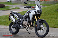 Africa Twin Full View