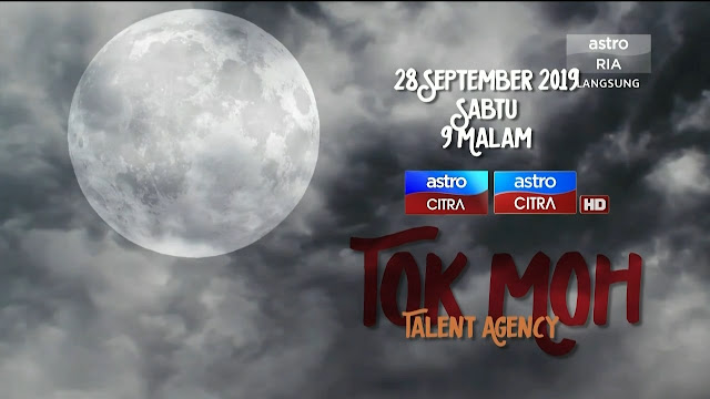 Telefilem Tok Moh Talent Agency